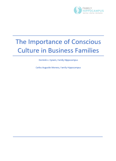 The Importance of Conscious